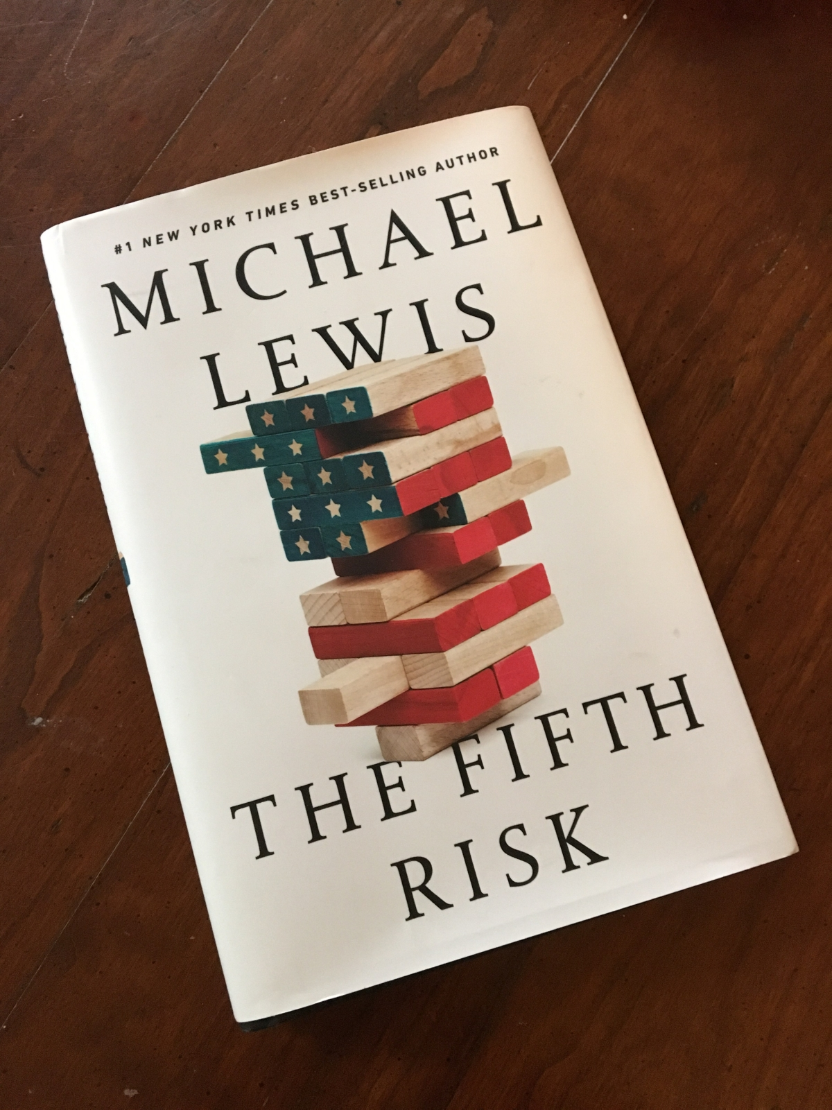 image of the book The Fifth Risk
