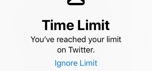 time limit on twitter